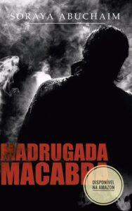 "Livro ""Madrugada Macabra"""