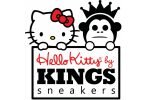 Helo Kitty e Kings Sneakers_Branco